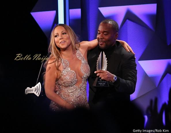 Mariah Carey & Lee Daniels