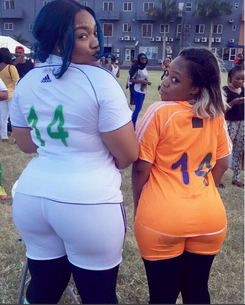 #TeamNaija & #TeamGhana
