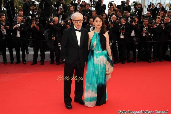 Woody Allen and Wife Soon-Yi Previn