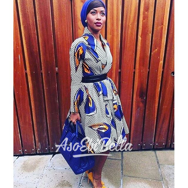 @helga_vieiradias, dress by @reuel_reuel