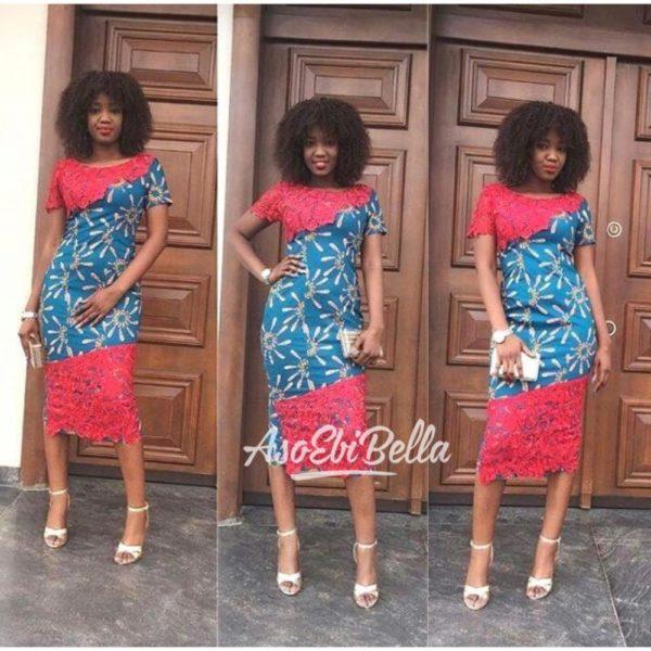 @posibaby Dress By @elanfashion_ng