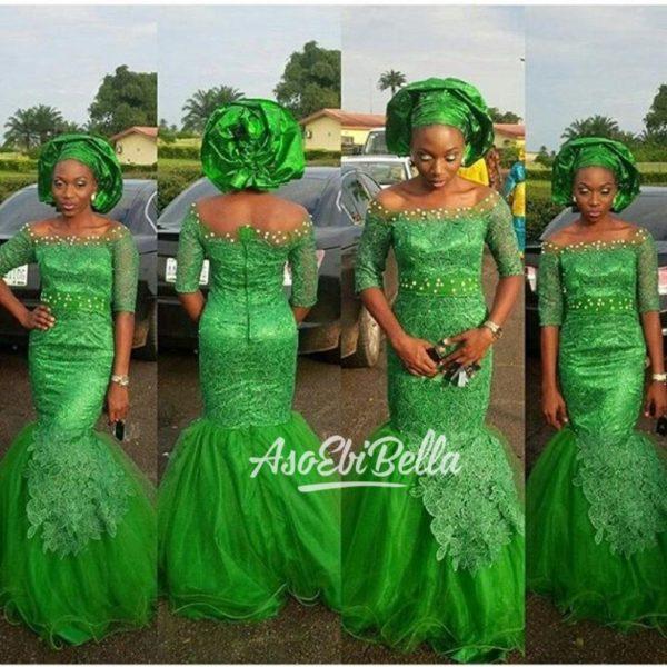 @princess_adesile Dress by @zene_ereyra
