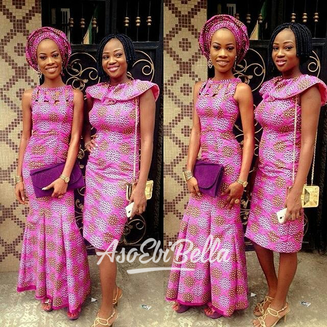 @slimkim19 and @awelewa00, dress by @mobzcouture, MUA @allbymebeauties
