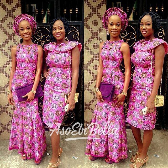 @slimkim19 and @awelewa00, dress by @mobzcouture, MUA @allbymebeauties