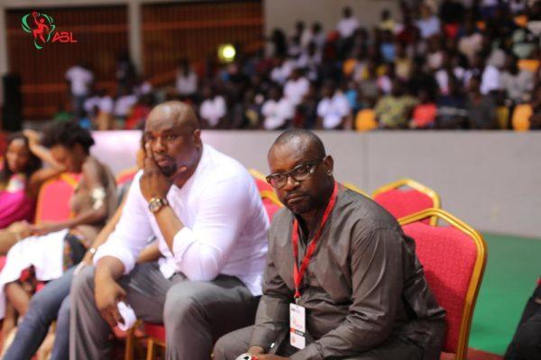 ABL's CEO Ugo Udezue and Islanders owner