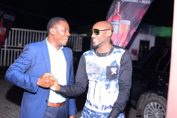 Abayomi Ajao and 2Baba