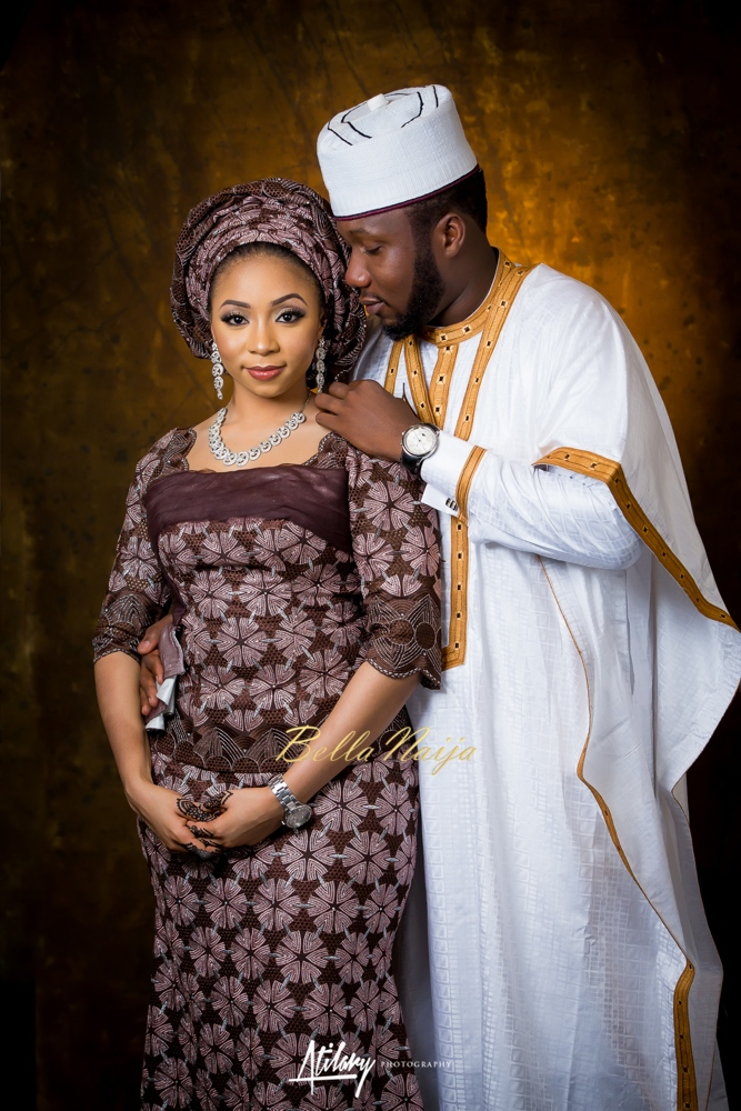 Abdullah - Raba - Atilary Studio - Pre-wedding - BellaNaija - 2016 - 12