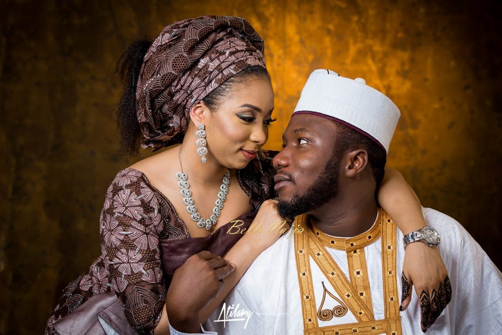Abdullah - Raba - Atilary Studio - Pre-wedding - BellaNaija - 2016 - 13