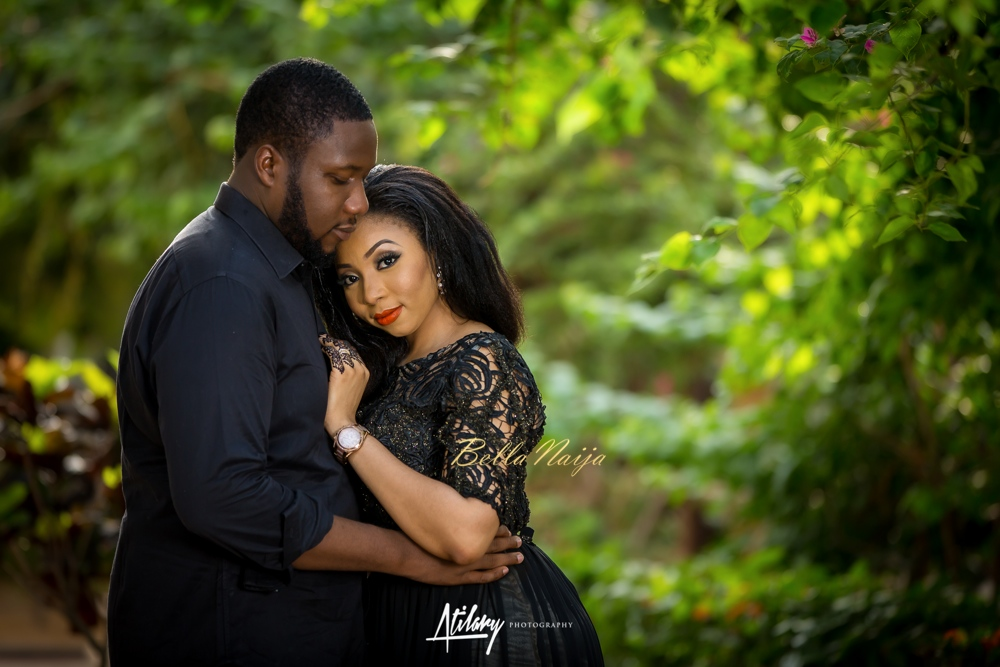Abdullah - Raba - Atilary Studio - Pre-wedding - BellaNaija - 2016 - 5