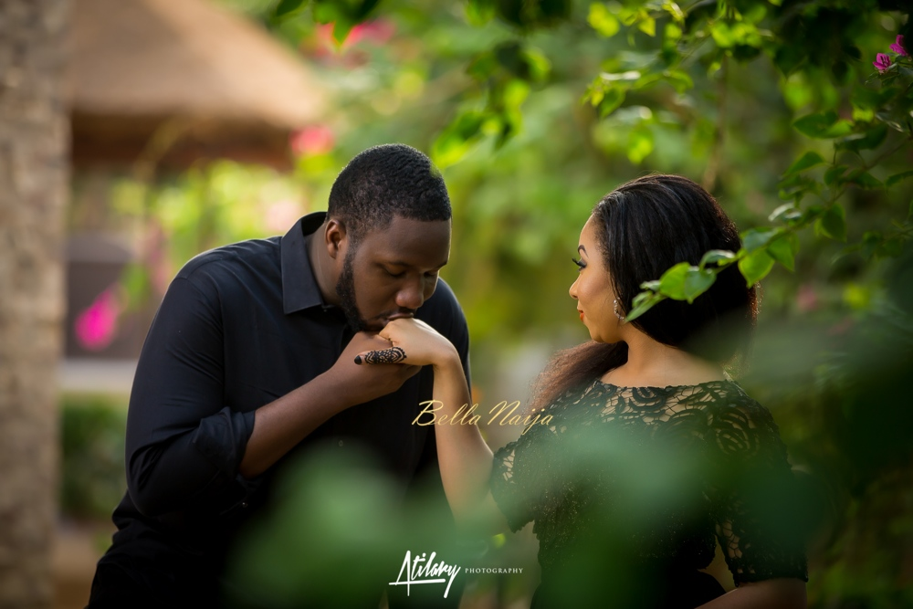Abdullah - Raba - Atilary Studio - Pre-wedding - BellaNaija - 2016 - 6