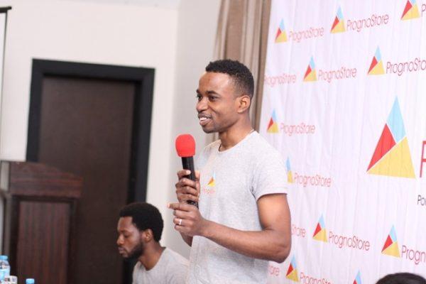 Ade Olabode CEO, PrognoStore
