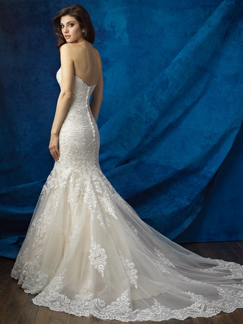 Allure Bridal - Fall 2016 - BN Bridal - BellaNaija - 2016 - 11 - back