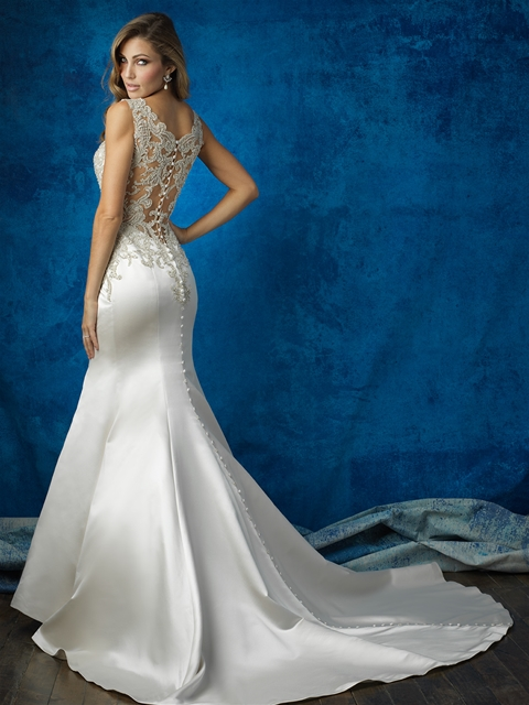 Allure Bridal - Fall 2016 - BN Bridal - BellaNaija - 2016 - 12 - back