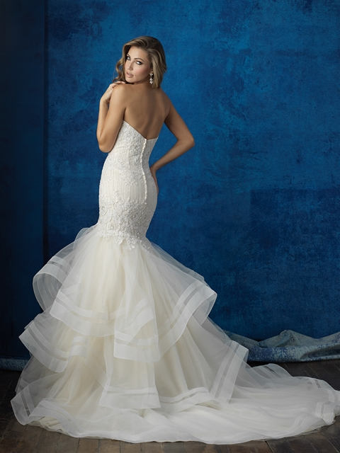 Allure Bridal - Fall 2016 - BN Bridal - BellaNaija - 2016 - 14 -back