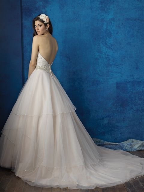 Allure Bridal - Fall 2016 - BN Bridal - BellaNaija - 2016 - 2 - back
