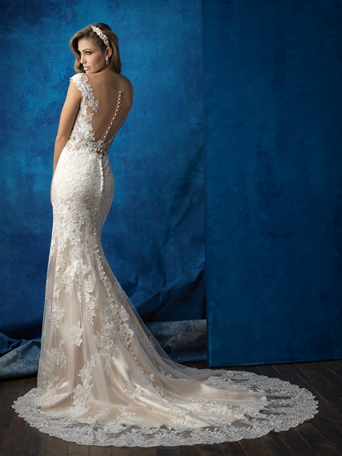 Allure Bridal - Fall 2016 - BN Bridal - BellaNaija - 2016 - 20 - back