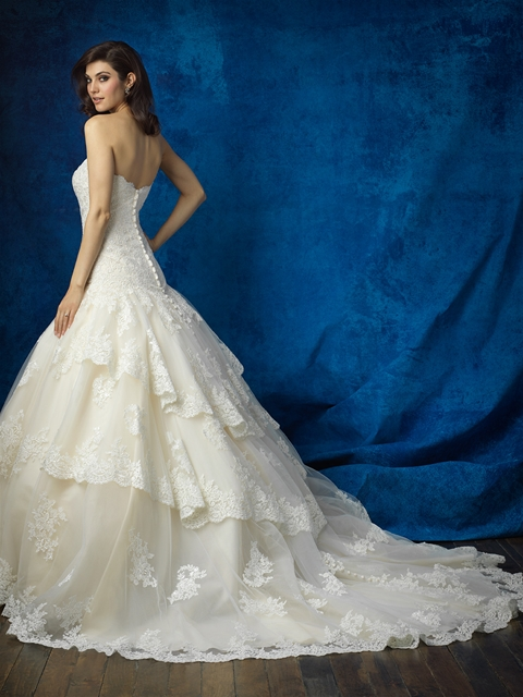 Allure Bridal - Fall 2016 - BN Bridal - BellaNaija - 2016 - 21 - back