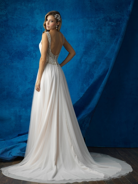 Allure Bridal - Fall 2016 - BN Bridal - BellaNaija - 2016 - 22 - back