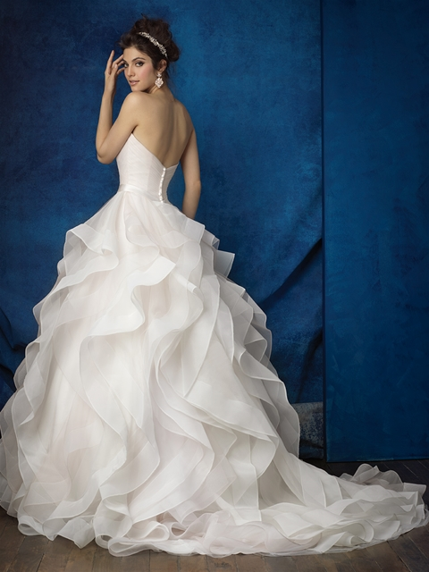 Allure Bridal - Fall 2016 - BN Bridal - BellaNaija - 2016 - 24 - back