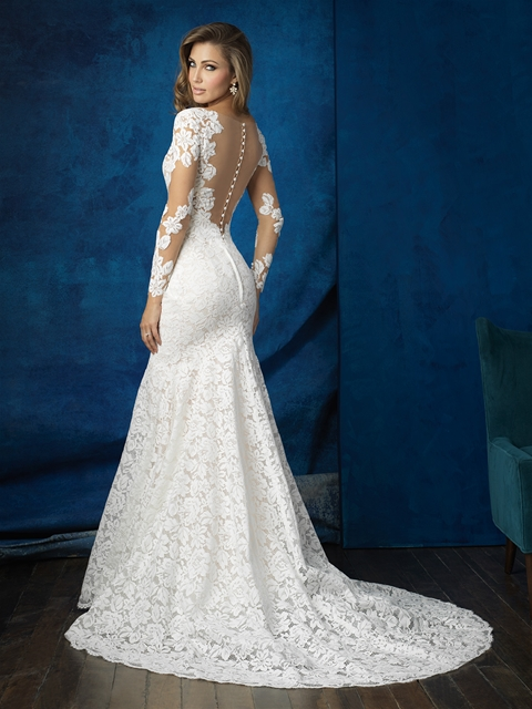 Allure Bridal - Fall 2016 - BN Bridal - BellaNaija - 2016 - 26 - back