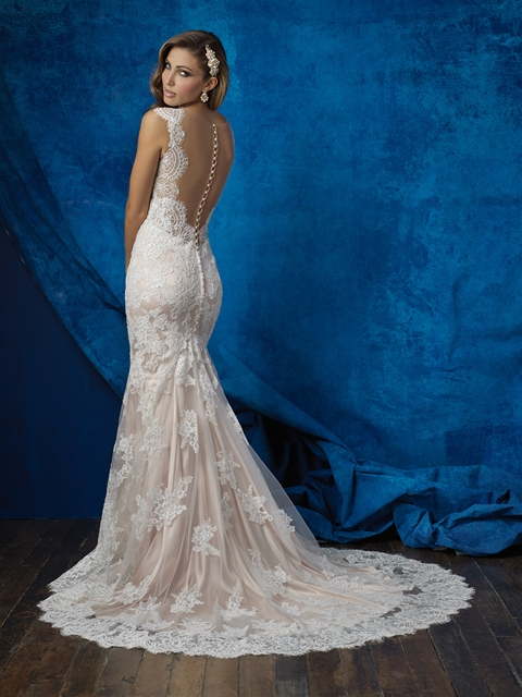 Allure Bridal - Fall 2016 - BN Bridal - BellaNaija - 2016 - 3 - back