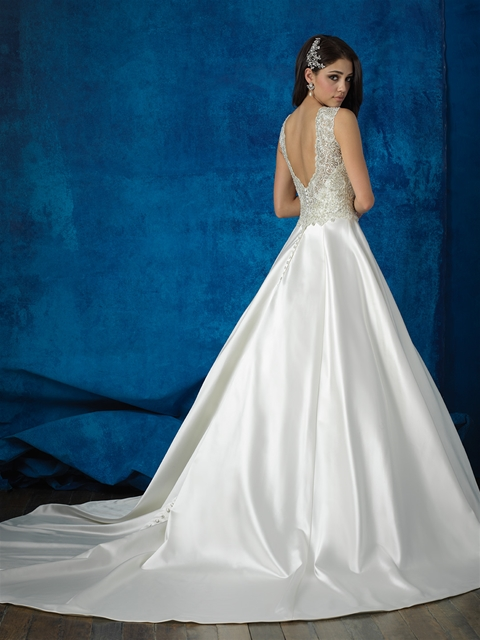Allure Bridal - Fall 2016 - BN Bridal - BellaNaija - 2016 - 8 - back