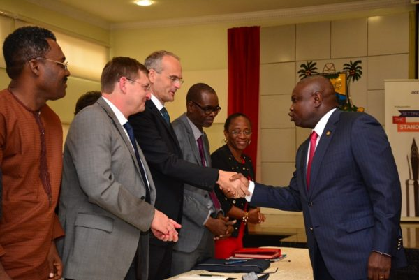 Ambode Signs MoU for 4th Mainland Bridge2