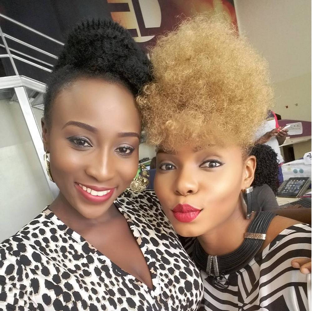 Aramide and Yemi Alade