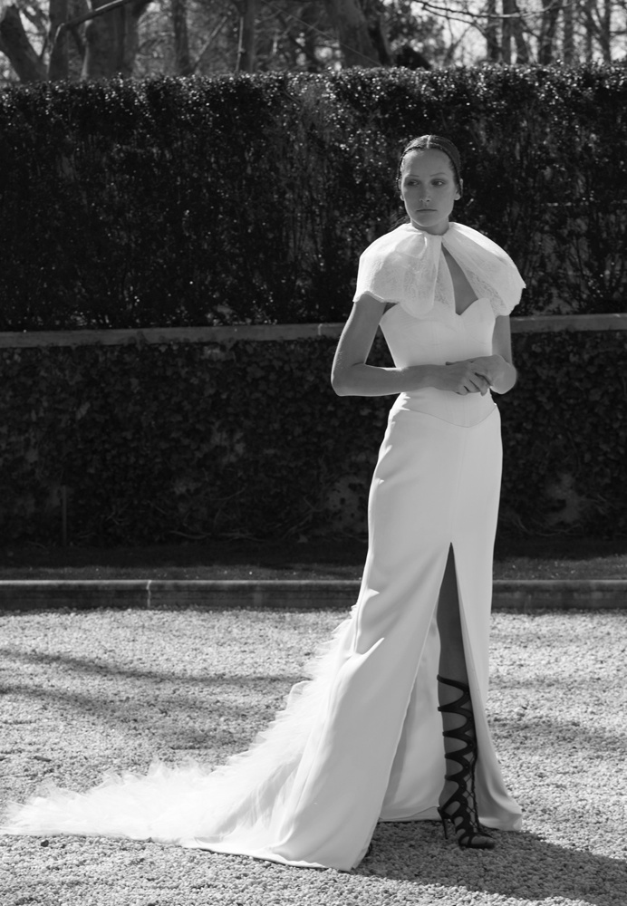 BN Bridal_Vera Wang - Spring 2017 - Bridal - BellaNaija - 2016 - 5