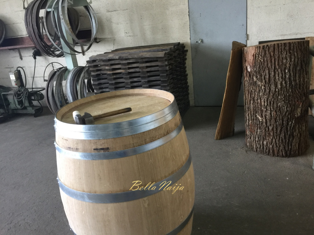 Oak to Barrel