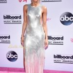 Ciara in a Philipp Plein dress