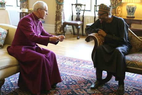Buhari Archbishop