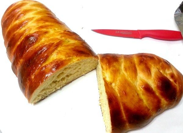 Challah Bread by Precious