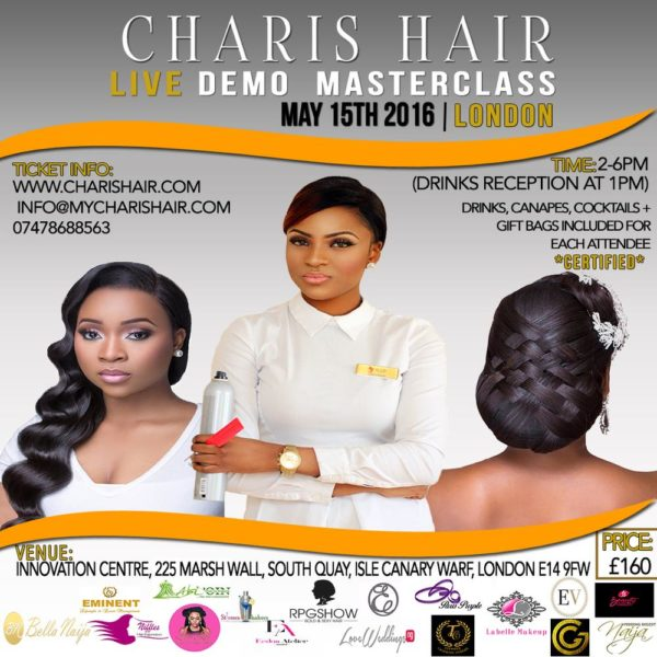Charis-Hair-Demo-and-Masterclass-in-London_May-2016