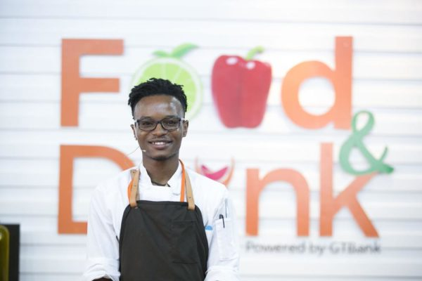 Chef Michael Elegbede
