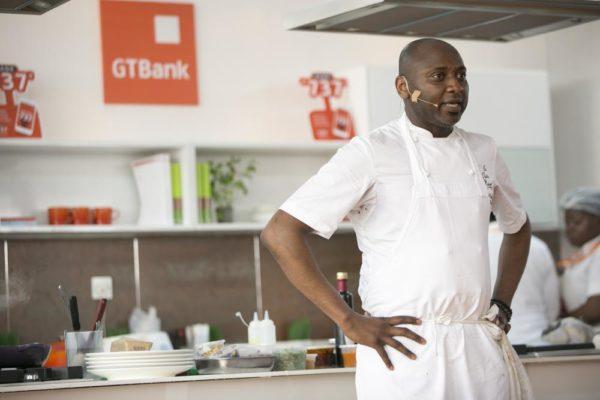 Chef Raphael Duntoye