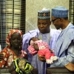 Chibok Girl Rescued Buhari