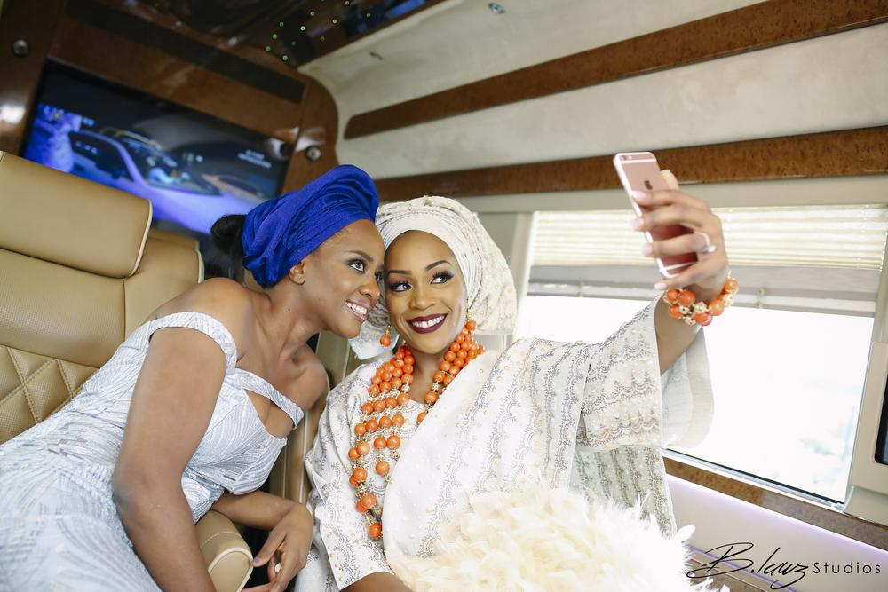 Coco Adeleke and Celeb Adaji Wedding_3