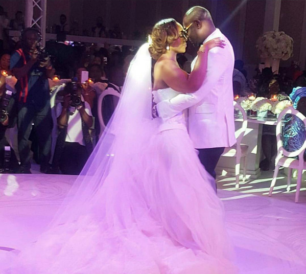 Coco-Caleb-A Love Song - Dubai Wedding - BellaNaija - 2016 - First Look - 6