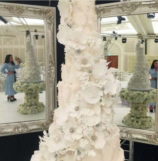Coco-Caleb-A Love Song - Dubai Wedding - BellaNaija - 2016 - First Look - 7