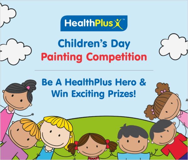 HealthPlus presents Children's Day Painting Competition ...
