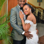 Cynthia Obianodo & Ebuka Obi-Uchendu's White Wedding in Abuja (Photo Credit: George Okoro Photography)