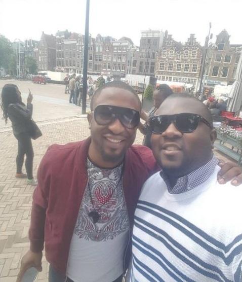 Darey and Deji Shobowale