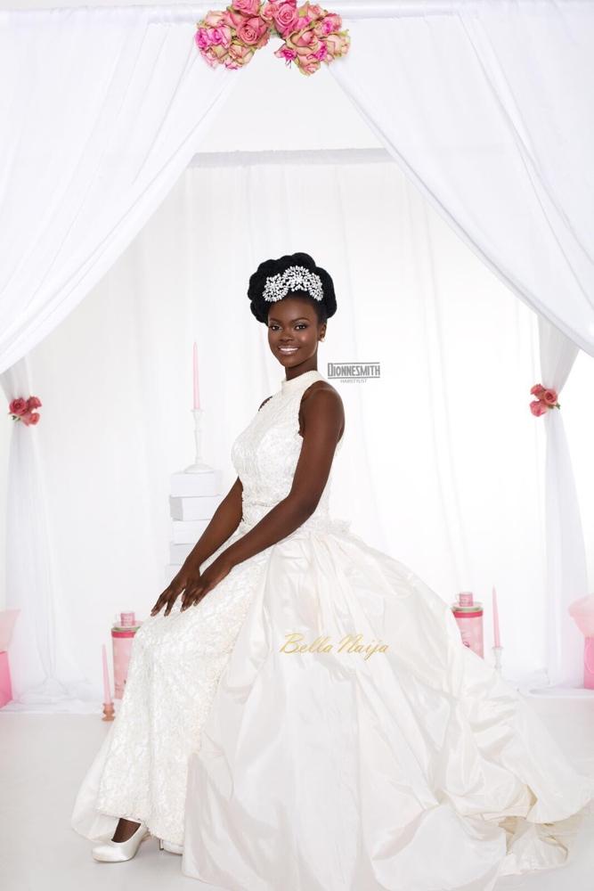 Dionne Smith Hair - Joy Adenuga Makeup - Ernest Simons Photography - BN Bridal Beauty - 2016 - BellaNaija - 4746