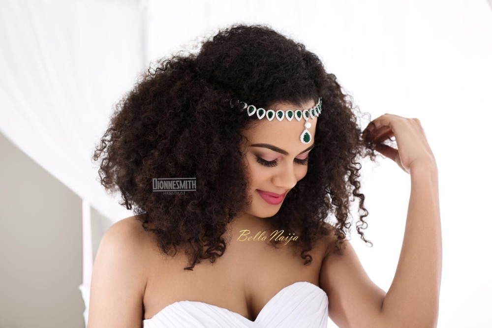 Dionne Smith Hair - Joy Adenuga Makeup - Ernest Simons Photography - BN Bridal Beauty - 2016 - BellaNaija - 4747