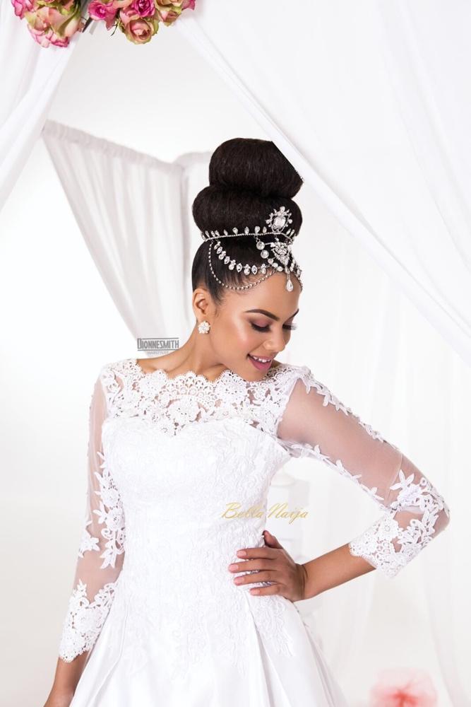 Dionne Smith Hair - Joy Adenuga Makeup - Ernest Simons Photography - BN Bridal Beauty - 2016 - BellaNaija - 4748
