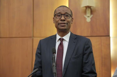 Minister of Industry, Trade and Investment, Okechukwu Enelamah