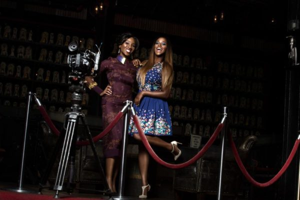 Eunice and DJ Cuppy