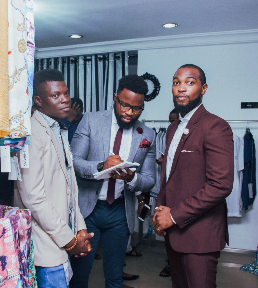 Ekpo, Casey Wiz and Date Design