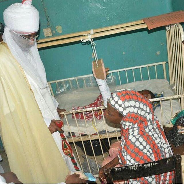 Emir of Kano Sanusi Musa